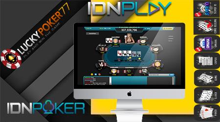 Arena Bermain Poker Online Terbaik Bersama LuckyPoker77
