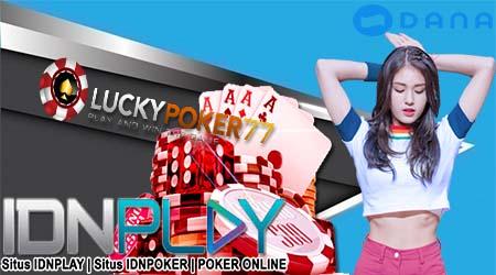 Deposit IdnPlay Menggunakan Aplikasi Pembayaran Online Dana