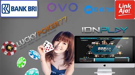 Deposit Termurah 10 Ribu Idn Poker Bank BRI 24 Jam Nonstop