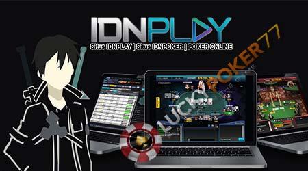 Permainan Poker Online Uang Asli Teraman Server IdnPlay
