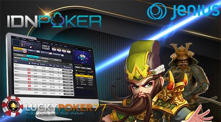Daftar Idn Poker Termudah Menggunakan Aplikasi Online JENIUS