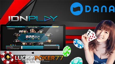 Situs Poker Online Jackpot Terbesar Daftar Via DANA