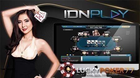 Agen Poker IDN LuckyPoker77 Uang Asli Di Indonesia